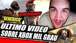 XBOX MIL GRAU tentou controlar o DANO de GOD OF WAR e passa VERGONHA