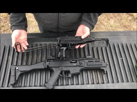 Czechpoint VZ61 SBR - the other Scorpion