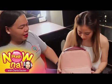 Push Now Na: Ella Cruz Bag Raid