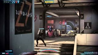 Mass Effect 3 - Warp + Incendiary 4 = DEATH