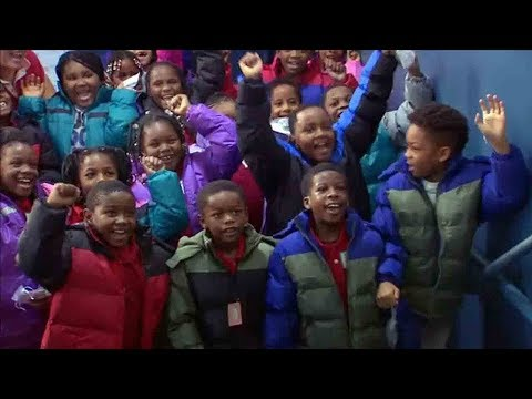 NJ students get new coats thanks to Operation Warm