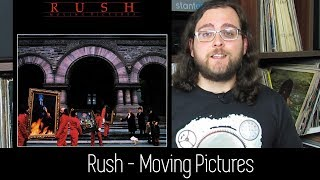 Baixar Rush - Moving Pictures | ALBUM REVIEW