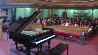 Bellissimo Academy Students/ faculties Performance/ceremony part 1