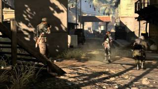 SOCOM 4: U.S. Navy SEALs Gameplay Interview