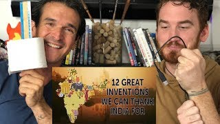 12 Inventions from India REACTION!!