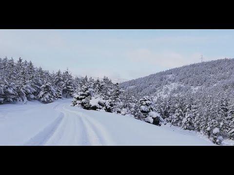 Akdağmadeni Kış Manzarası