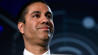 From youtube.com: FCC Chairman Ajit Pai is Rejecting Net Neutrality {MID-197159}