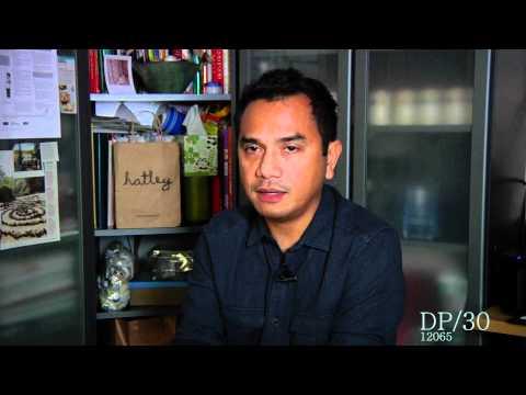 DP/30: The Road, co-writer/director Yam Laranas