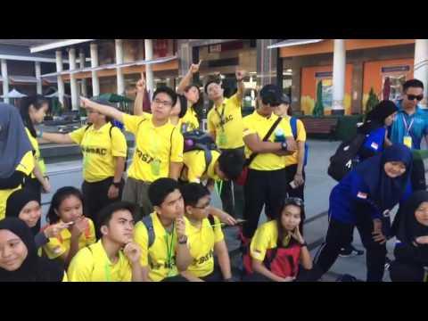 10th Brunei-Singapore Student Leaders Adventure Camp 2016 - Mannequin Challenge