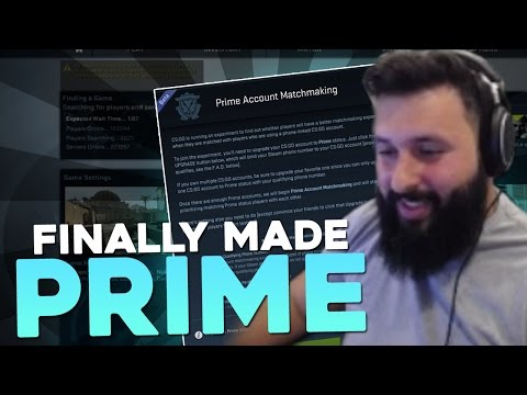 Finally Ranked Up to PRIME!