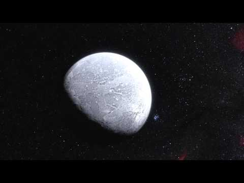 Eris Discovered to be Same Size as Pluto: Eris and Pluto are Twin Planets