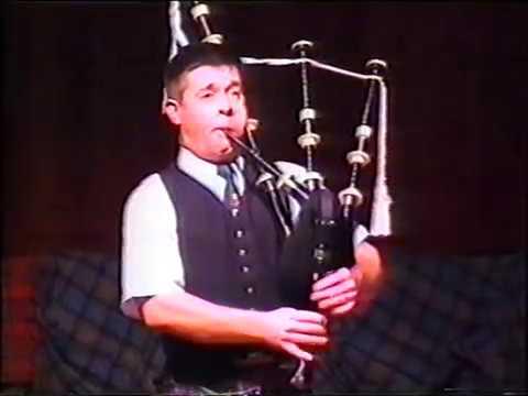 Michael Murphy in Manchester 1991 part 1