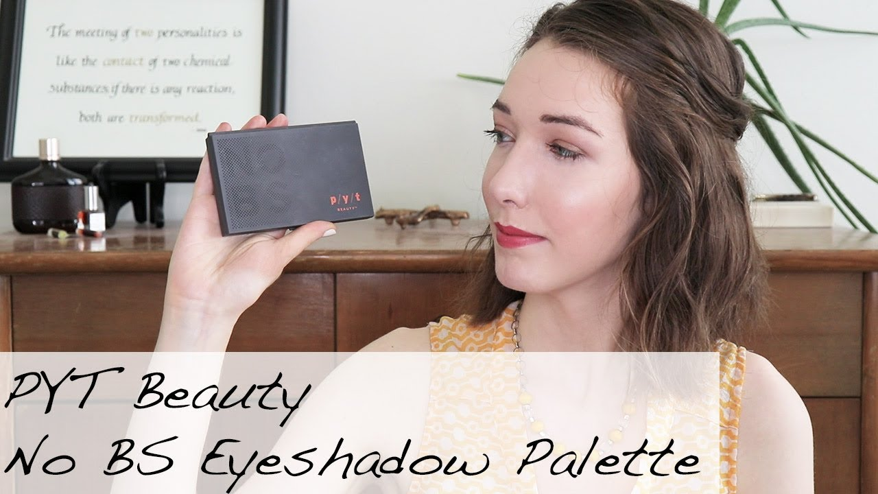 No BS Eyeshadow Palette by PYT Beauty #5