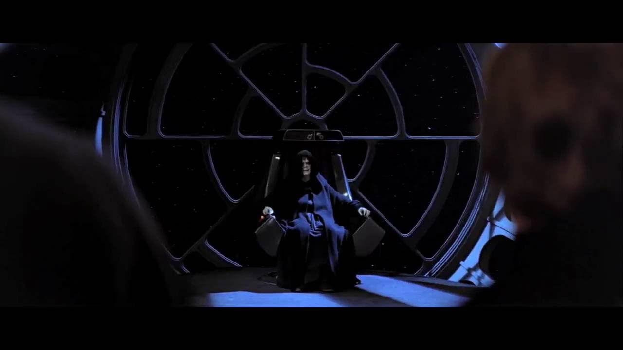 & Palpatineu0027s Throne Room - YouTube