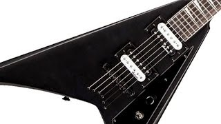 Jackson JS32T Rhoads review with Damon Chivers