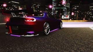 Need for Speed: Underground 2 - Drift Mazda RX7!