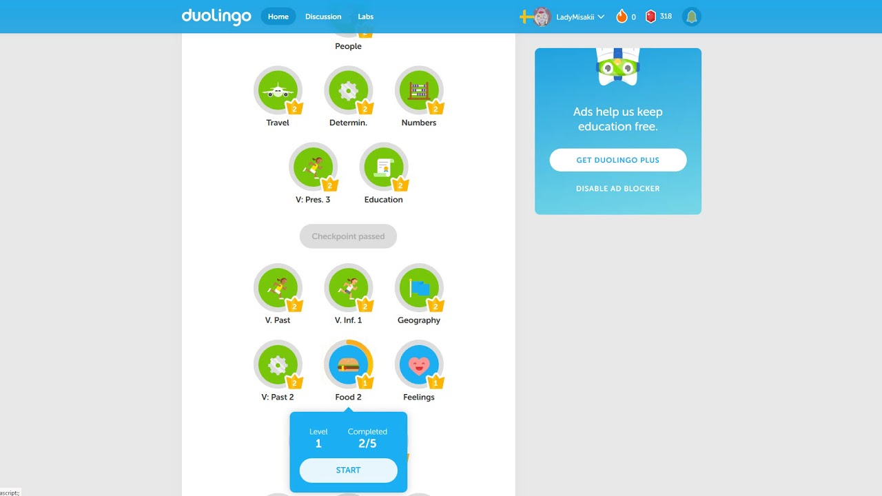 squi spielt     - [Duolingo English - Swedish] #034 | Food 2