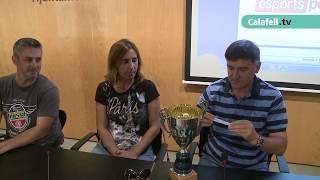 Presentat a #Calafell la 4ª Copa EsportsPenedès d'hoquei patins