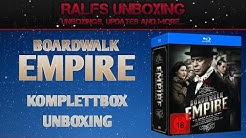 Boardwalk Empire - Die Komplette Serie - UNBOXING