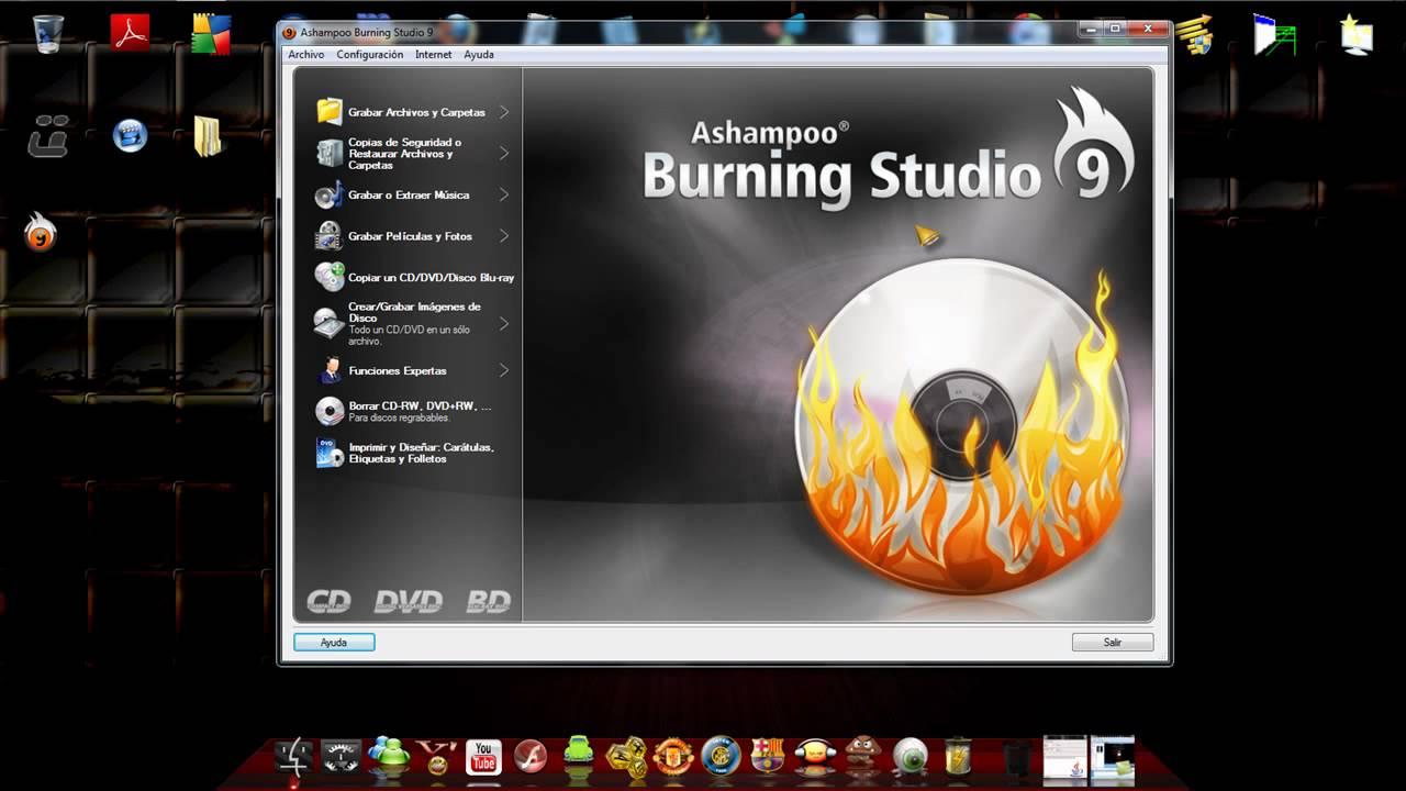 Programa para grabacion edicion cd dvd blu ray parte 1 - Estanterias para cd y dvd ...