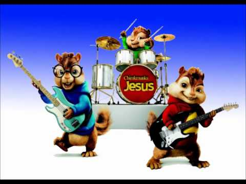Jesus, Savior - Chris August (Chimpmunk Jesus)