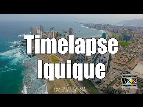 Timelapse - Iquique - Chile