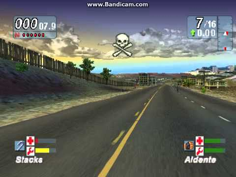 Road Rash Jailbreak Fighter ever!