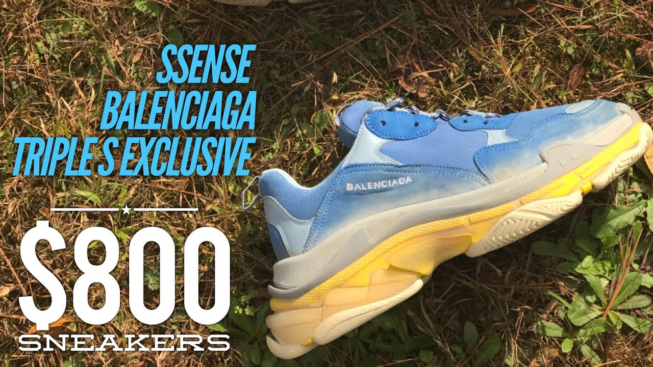 Triple S Trainers RED GREY WHiTE for Women Balenciaga