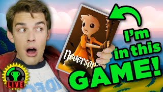 I'm in this game! | Neversong (Creator of Pinstripe)