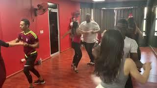Alex Morel Salsa Workshop Dominican Republic 2018