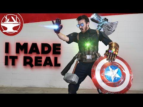Make It Real! (BRINGING FICTION TO LIFE)