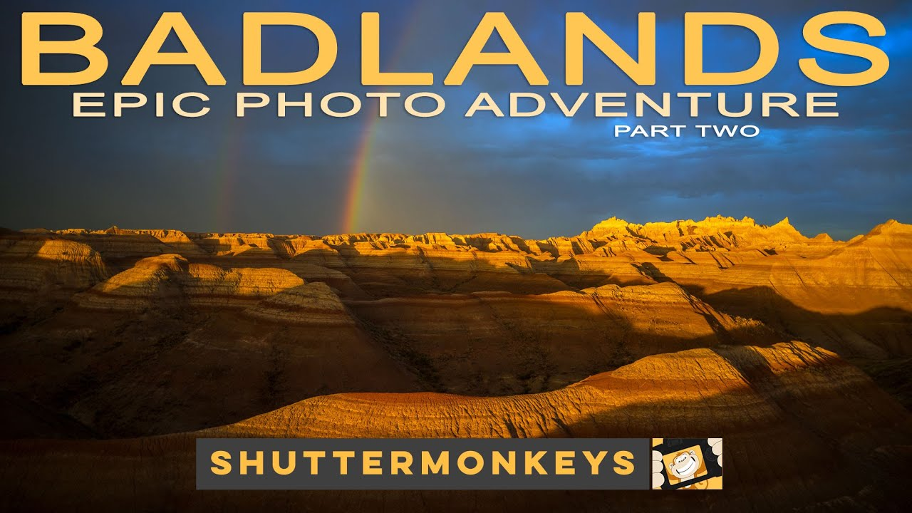 Badlands Photo Adventure Part Two
