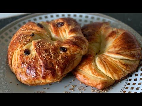 ♨️-la-recette-super-simple-de-la-brioche-extra-moelleuse-et-filante-aux-raisins-secs👌👌👌
