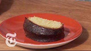 Citrus-almond Pound Cake | The New York Times
