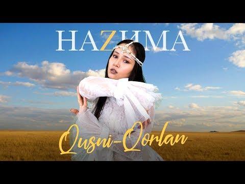 HAZИМА - Qusni-Qorlan (Казахская народная песня)