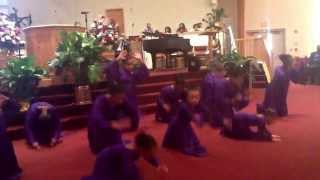 Tamela Mann 34 All To Thee 34 Junior Shekinah Glory A Msbc Capitol Heights Md On 2 2 14