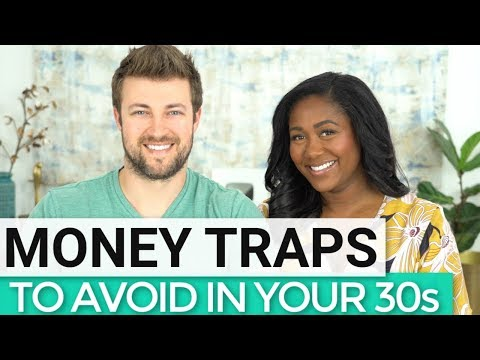 8 Money Traps to Avoid In Your 30s