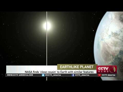 Earth-like planet discovered using NASA
