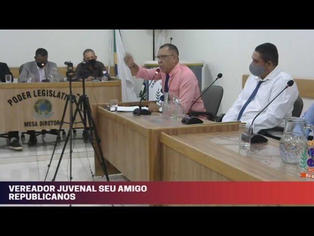 Câmara Municipal de Vereadores de Itacarambi MG Reunião realizada no dia 24/09/2021