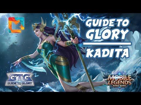 Guide To Glory #20 Kadita: The Ocean Goddess | Mobile Legends: Bang Bang | MGL Indonesia thumbnail