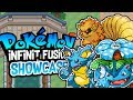 Pokémon Infinite Fusion - Pokemon Fan Game Review/Showcase (FUSING POKEMON!)