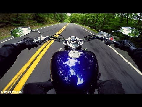 Riding THE BADDEST CRUISER EVER! - Yamaha Warrior 1700cc Test Ride