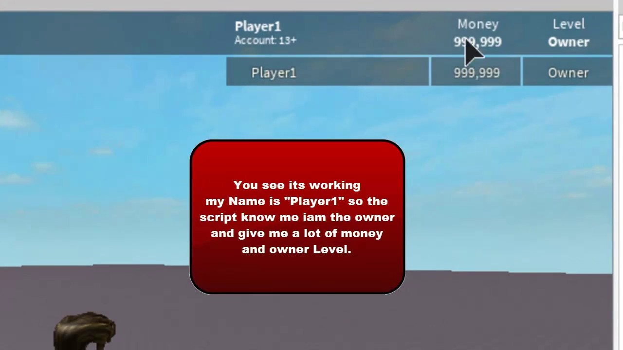 Roblox How To Make A Leaderboard With Owner Features Rank In 2