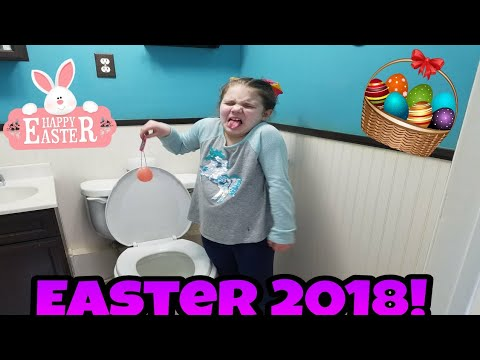 Easter Egg Hunt | Looking for My Basket | What's in My Easter Basket