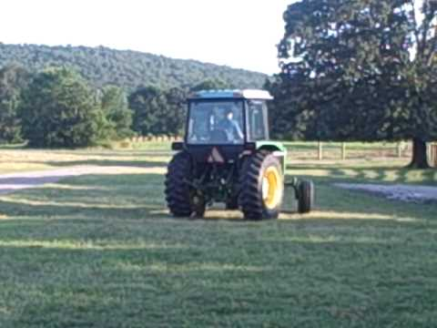 1989 John Deere 2355 2wd Tractor For Sale Comment and I'll Give you the specifics