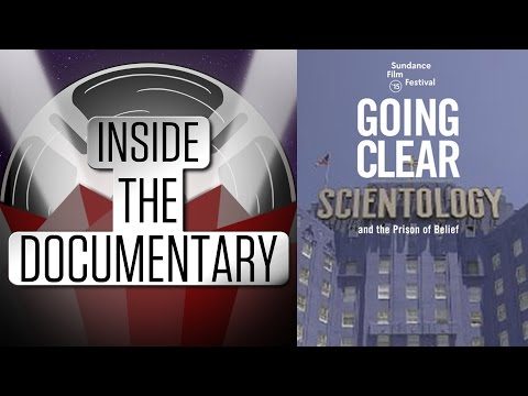 Going Clear: Scientology & The Prison of Belief discussion on Inside The Documentary
