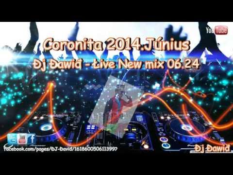 Coronita 2014 Đj Đawiđ  Łive New Mix Június   06 24