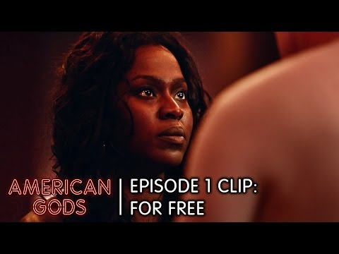 Episode 1 Clip: For Free | American Gods
