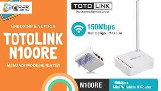 How to setup totolink router