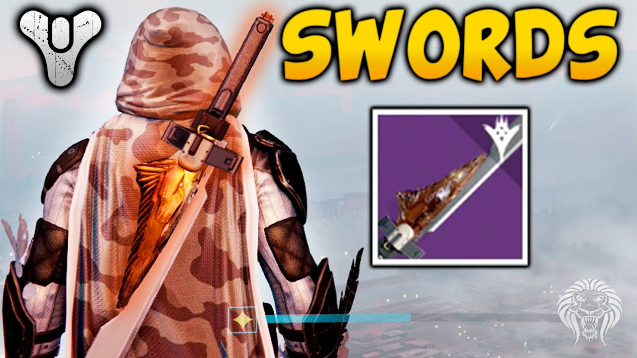 Destiny how to get a sword legendary swords gameplay amp quot sol edge